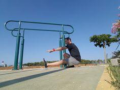 Physiotherapie Dietmar Parlow: Training mit eigenem Körpergewicht
