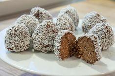 Chokladbollar (delicatobollar) - i Köket med Anders