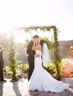 Humming Bird Nest Ranch Wedding