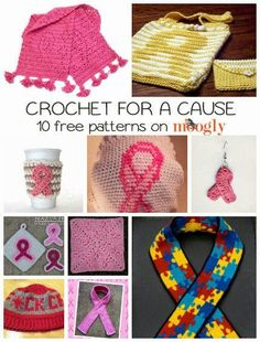 Best DIY Projects: Stitching with Love: 10 Free Crochet for a Cause Patterns