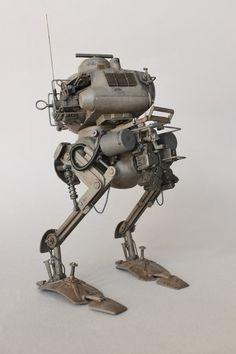 Maschinen Krieger Ma.K Kuster by Scumandvillainy.deviantart.com on @DeviantArt