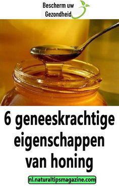 6 geneeskrachtige eigenschappen van honing