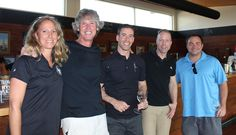Denise & Mike Batek, Ryan Levy, Ian Eastveld, Chris Black - Hye Meadow Winery & Nice Winery