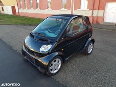 Second hand Smart Fortwo - 2 900 EUR, 64 000 km, 2007 - autovit. Smart Fortwo, Safari, Bmw, Vehicles, Cars, Vehicle, Tools