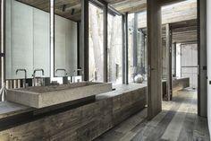 Haus Walde / Gogl Architekten - industrial chic