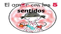 CUENTOS INFANTILES - EL AMOR CON LOS CINCO SENTIDOS (SAN VALENTÍN) Kids Corner, Bedtime Stories, Teaching, Education, Pelo Multicolor, Feelings, Amor Youtube, Spanish, Language