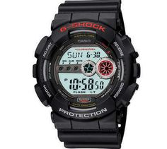 Casio G-Shock รุ่น GD-100-1ADR รายละเอียด นาฬิกาข้อมือสำหรับผู้ชาย…