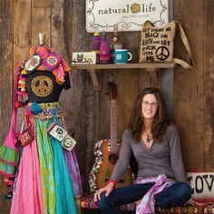 Where Women Create BUSINESS Spring 2014 - Stampington ... Patti Hughes shares how her passion for handmade crafts led to her multi-million dollar business, Natural Life.
