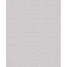 Poikilo wallpaper, light grey, by Pihlgren & Ritola. Design Shop, Nordic Interior Design, Shops, Scandinavian Living, Wall Treatments, Grey Walls, Wall Wallpaper, Paper Texture, Beautiful Patterns