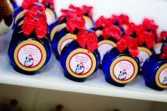Snow White Birthday Party via Kara's Party Ideas