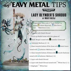 """ith """"How to Paint Flesh"""" being a popular request here, we asked Si Adams from 'Eavy Metal to give us the secrets behind painting a face Painting Tips, Figure Painting, Painting Techniques, Painting Tutorials, Warhammer Paint, Warhammer Fantasy, Warhammer Aos, Fantasy Paintings, Mini Paintings"""
