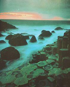 Calzada del gigante, Irlanda - Thegreatmoustache.com