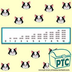 FREE Digit Dog Maths Challenges by Lynwen Barnsley Numeracy Consultant - Primary Treasure Chest Teaching Activities, Sensory Activities, Teaching Ideas, Sound C, Numicon, Maths Area, Math Challenge, Display Banners, Barnsley