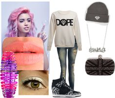 """""""Dope Swag!"""" by them-lames-gnna-hate ❤ liked on Polyvore"""