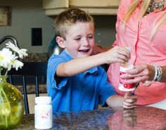 Family Focus: Don't Forget Your #Vitamins!