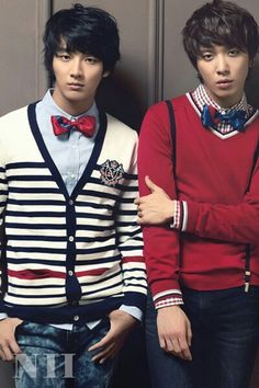 Yoon Shi Yoon & Yong Hwa two of my main men! Love and all the luck for both of them♡!