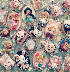by Daniela Pupa Kawaii Jewels