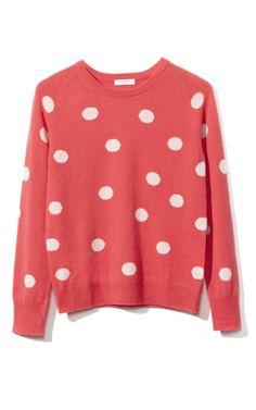 Sloan Crew Neck Sweater by Equipment for Preorder on Moda Operandi