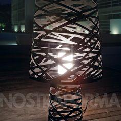 Studio Italia Design Tornado Stehleuchte » Design Leuchten, Lampen & Möbel bei NOSTRAFORMA