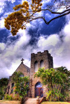 Wailuku Church, Hawaii