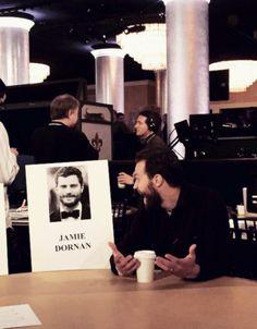 Jamie Dornan @ Golden Globes