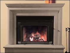 MBR - Venezia Fireplace - FP-2510-A with low hearth