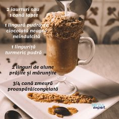 Sănătate la pahar cu SEMINȚE și NUCI - Servus Expert Great Recipes, Healthy Recipes, Healthy Food, Lemon Detox, Food Platters, 3 Ingredients, Meal Prep, Panna Cotta, Food And Drink