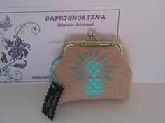 caprichostina.blogspot.com  Monedero Virgen del Pilar