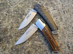 Couteau Le Thiers Gentleman Lame, Folding Knives, Swords, Weapons, Hobbies, Tools, Pocket Knives, Knife Making, Classic