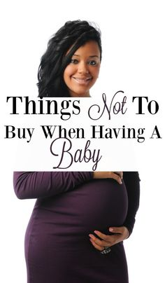 Things Not to buy for new baby | New Mom | Pregnant | New born needs |