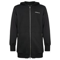 Adidas Mod long hoody, Black