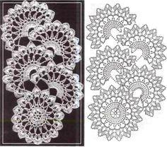 nice lacy crochet