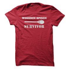 Wooden Spoon Survivor - On Sale