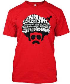 The t-shirt and the tour Sparky left behind .Read the strange story of Sparky Gomez and The Canz by left behind.Ran Domon here:  https://randomonblog.wordpress.com/2016/06/23/sparky-gomez-and-the-canz/
