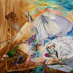 Community Art, Artsy Fartsy, Framed Art, Watercolor, Creative, Artist, Blank Canvas, Inspiration, Dali