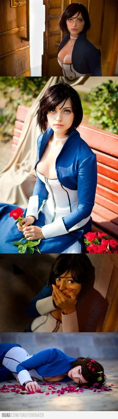 Awesome Bioshock Infinite Cosplay | and no, i don't know who she is since i never play bioshock