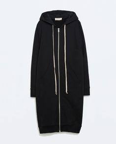 Image 5 of LONG SLEEVE COAT from Zara