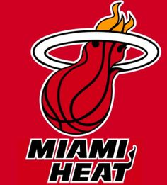 Spalding Miami Heat Mini Rubber Basketball- Miami Heat fans only! Show your team support with this NBA team logo basketball from Spalding. Order your Spalding basketb Miami Heat Logo, Pepsi, Kobe Vs Lebron, Monica Wright, Lebron James And Wife, Chris Bosh, Angeles, Nba Memes, Dwyane Wade
