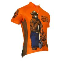 Smokey Bear Men's Jersey