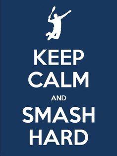 """Un """"Keep Calm"""" de badminton Badminton Tips, Badminton Photos, Badminton Smash, Badminton Logo, Badminton Sport, Poker Texas, David Laid, Yoga, Teen Titans"""