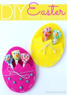 ADORABLE DIY Easter Treat Bags Craft for Kids @dum_dums #ad http://raisingwhasians.com/2016/03/diy-easter-treat-bags-craft-for-kids.html …