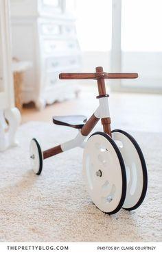 cute baby toys for kids kids bike Wood Bike, Baby Bike, Kids Bike, Baby Furniture, Wood Toys, Diy Toys, Kids Playing, Kids Room, Shadow Box