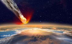 En ce mois d'avril 2017, un astéroïde vient de faire parler de lui pour être passé non loin de la Terre (à 1,8 million de kilomètres), rappelant que de tels corps percutent parfois notre planète...