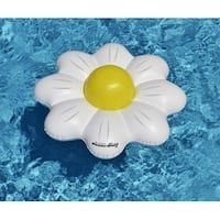 Sports & Entertainment Water Sports Frugal Inflatable Swim Rings Sun Flower With Glitter Swimming Circle Sparkles Pool Float Inflatable Tube Summer Party Toys Air Mattress To Have A Unique National Style