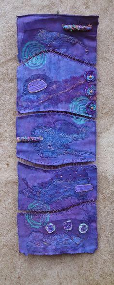 Blue Silence by Joke Hardenbol (Great blog post regarding the creation of this piece.)