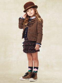 Tweed Jacket - Ralph Lauren.  Lookin riiiight.