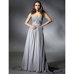 hi katie, i ordered once from this website and i was pretty impressed with the quality. i can totally show you the dress if you want. plus all their wedding dresses and special occasion dresses can be ordered in tons of different colors. Sweetheart Chiffon Evening Dress with Beading inspired by Selena Gomez at Emmy Awards – USD $ 179.99