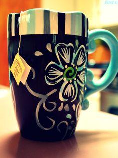 Maybe my next pottery mug?