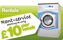 Commercial Laundry Equipment Rental Washing Machine And Dryer