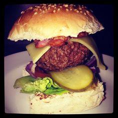 Balans London burger
